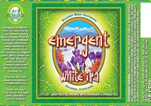Emergent White IPA