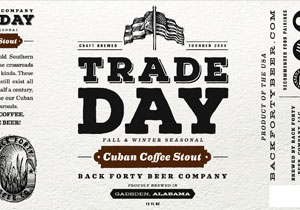 Trade Day Cuban Coffee Stout