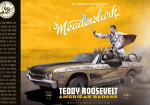 Meadlowlark Brewing Teddy Roosevelt