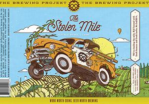 Brewing Projekt The Stolen Mile