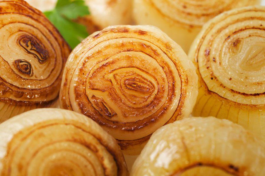 Bamberg Stuffed Onion with Smoked Beer
