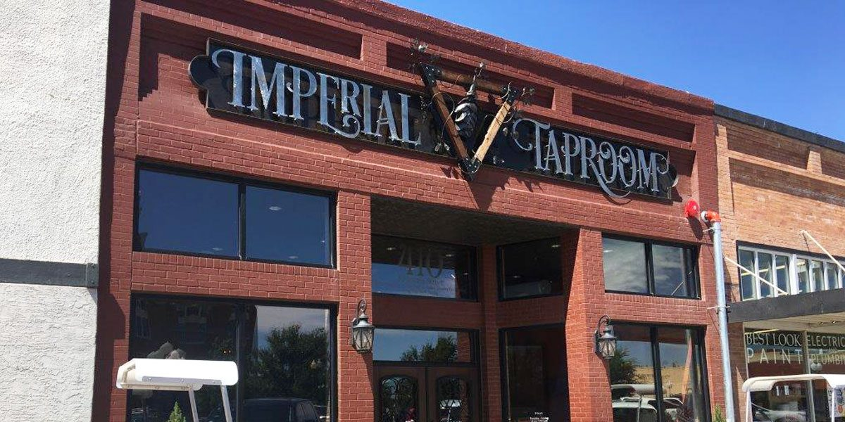 Imperial Taproom, Texas