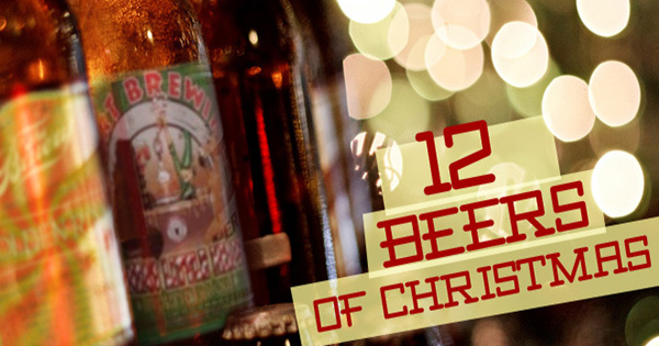 12 beers of christmas craftbeercom