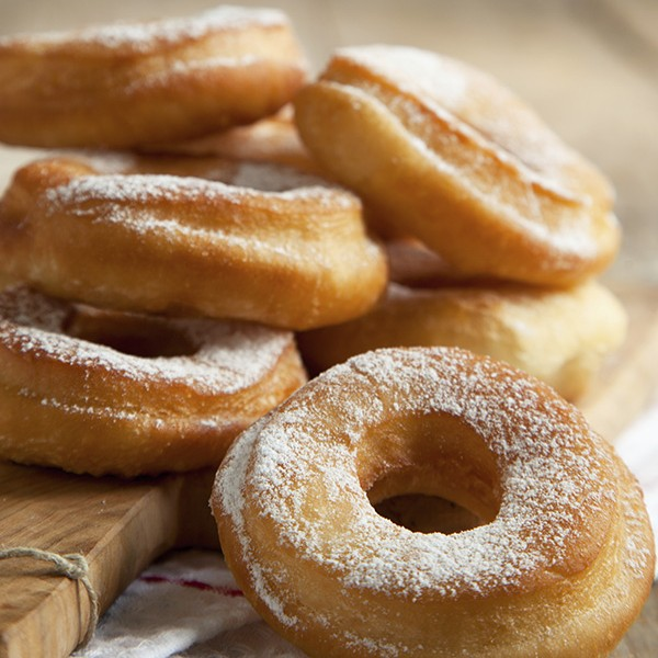 Celebrate National Donut Day (June 6) with Amber Ale Donuts