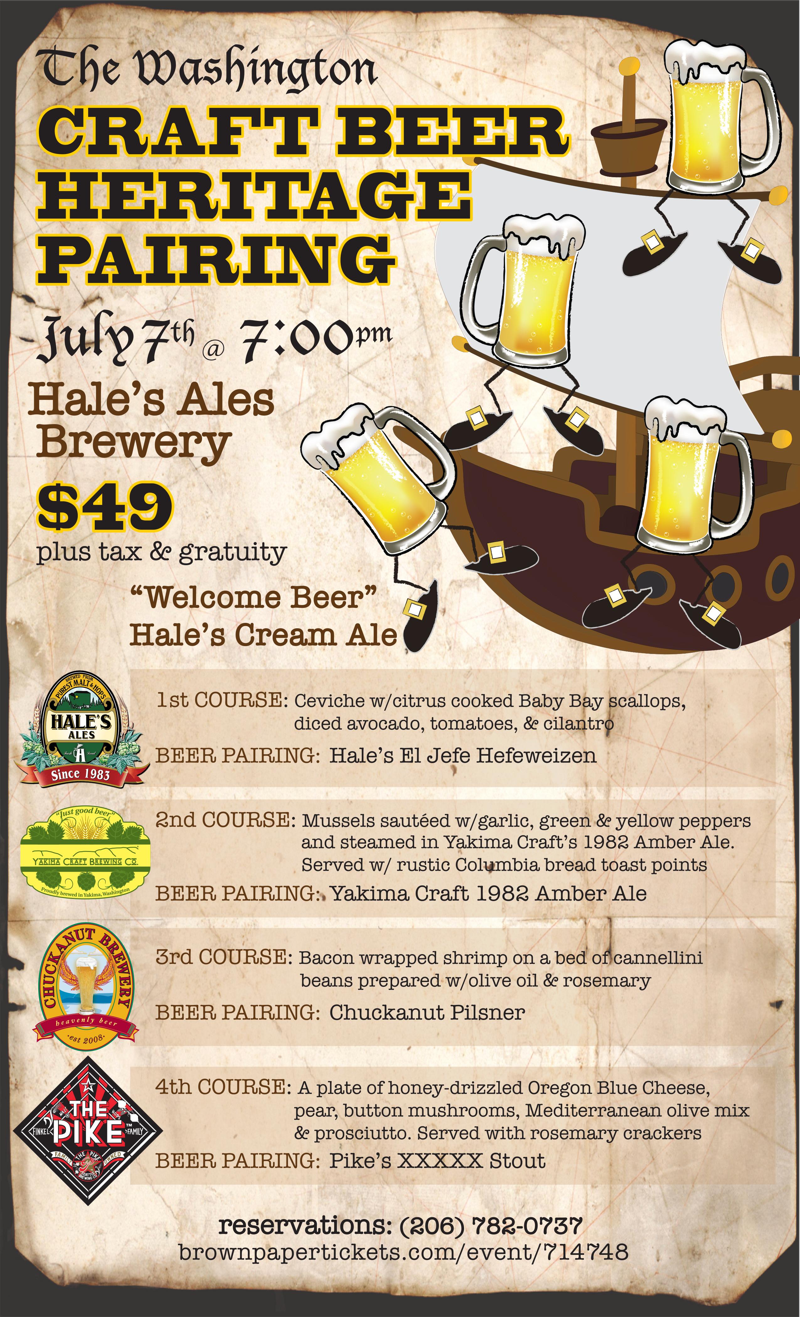 Craft Beer Bars Yakima Wa