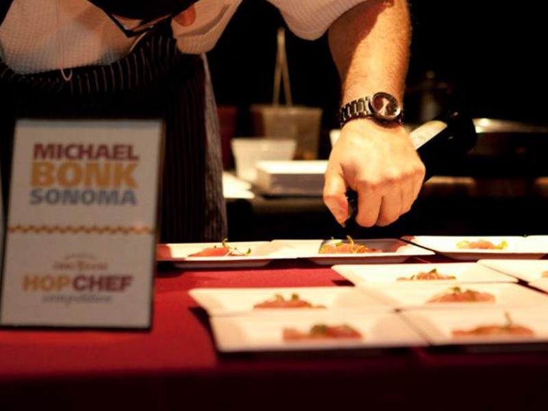 Brewery Ommegang's HopChef Competition Heats Up