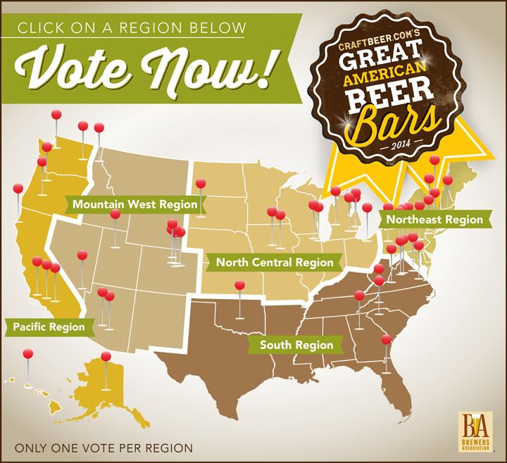 Great American Beer Bars 2014