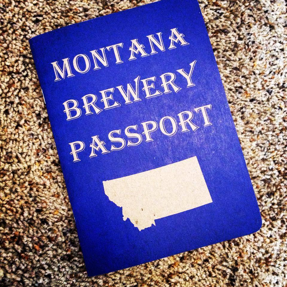 Montana Brewery Passport