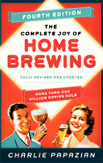 complete joy of homebrewing book