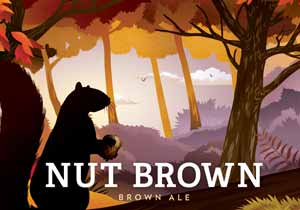 Arcadia Ales Nut Brown