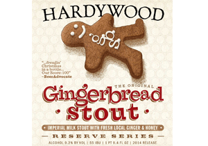 Hardwood Gingerbread Stout