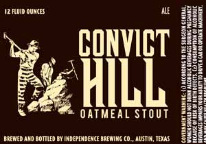 Convict Hill Stout