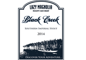 Black Creek Imperial Stout