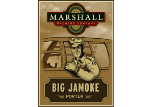Marshall Big Jamoke Porter