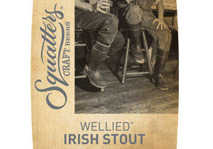 Squatters Wellied Irish Style Stout
