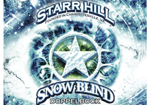 Starr Hill Snow Blind Doppelbock