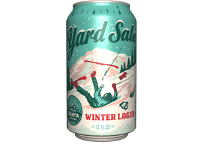 Uinta Yard Sale Winter Lager