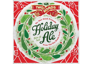 Two Roads Holiday Ale
