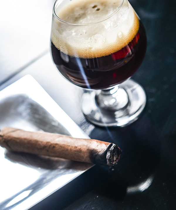 Craft Beer and Cigars