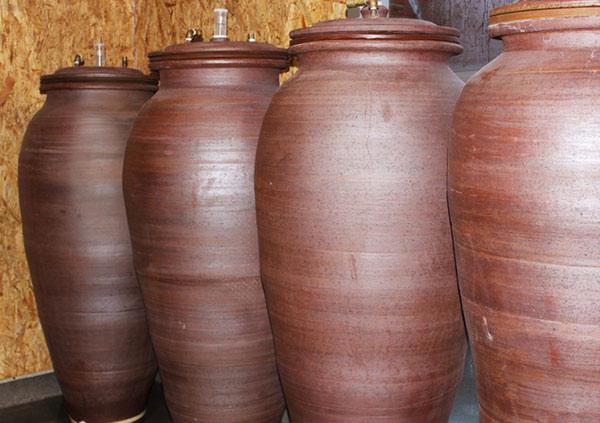 Amphora Brewing Vessel