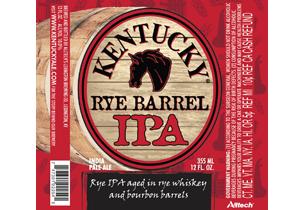 Kentucky Rye Barrel IPA
