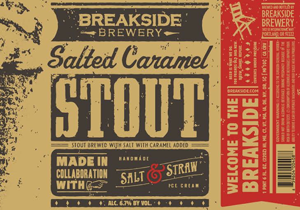 Salted Caramel Stout
