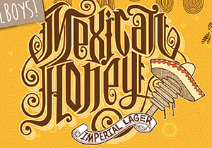 Mexican Honey Imperial Lager