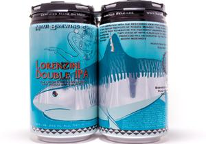 Lorenzini Blood Orange Double IPA