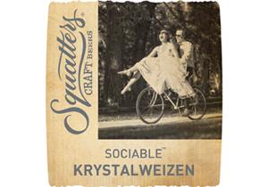 Sociable Krystalweizen
