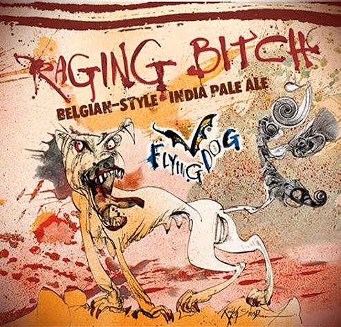Raging Bitch