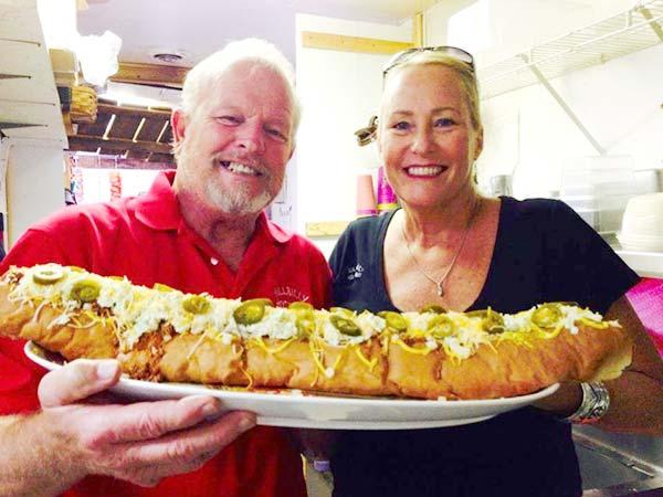 Hilbilly Hotdog