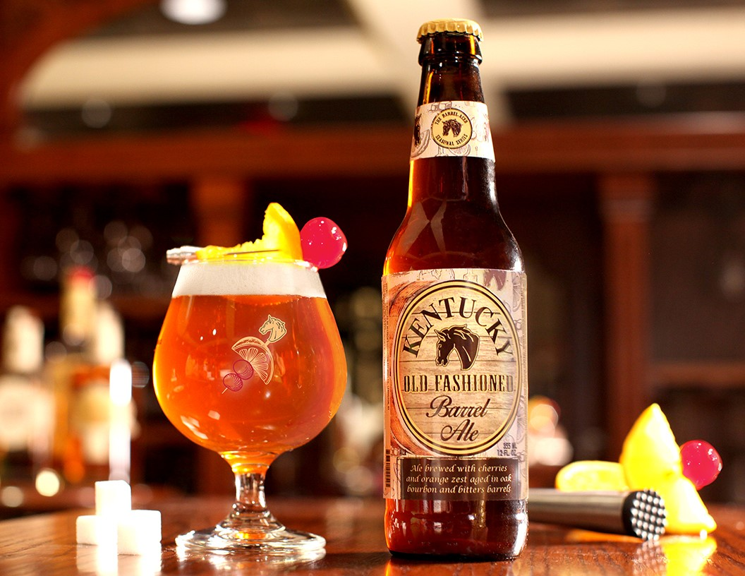 Kentucky Old Fashioned Barrel Ale