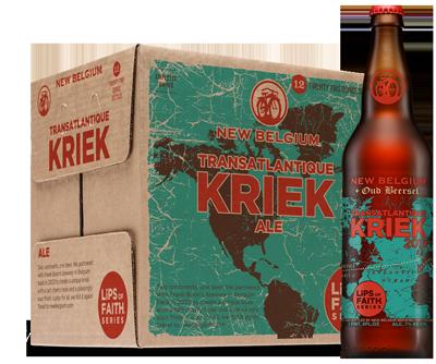 New Belgium Kriek