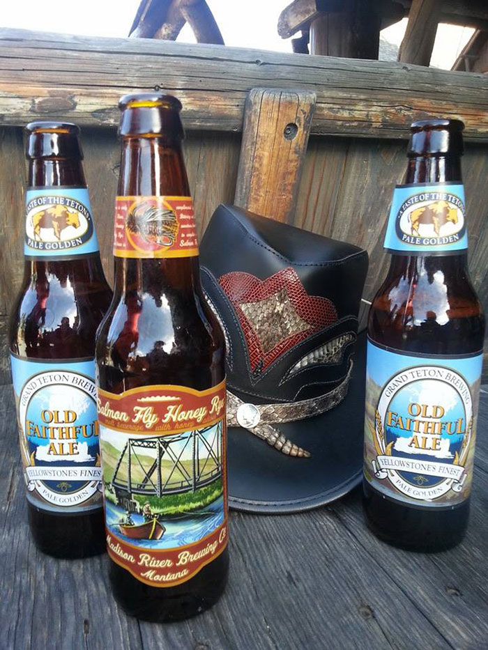 Craft Beer Yellowstone Tetons