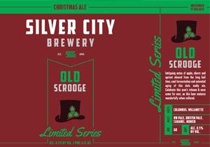 Old Scrooge Christmas Ale