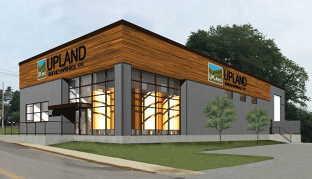 upland sour brewery expansion
