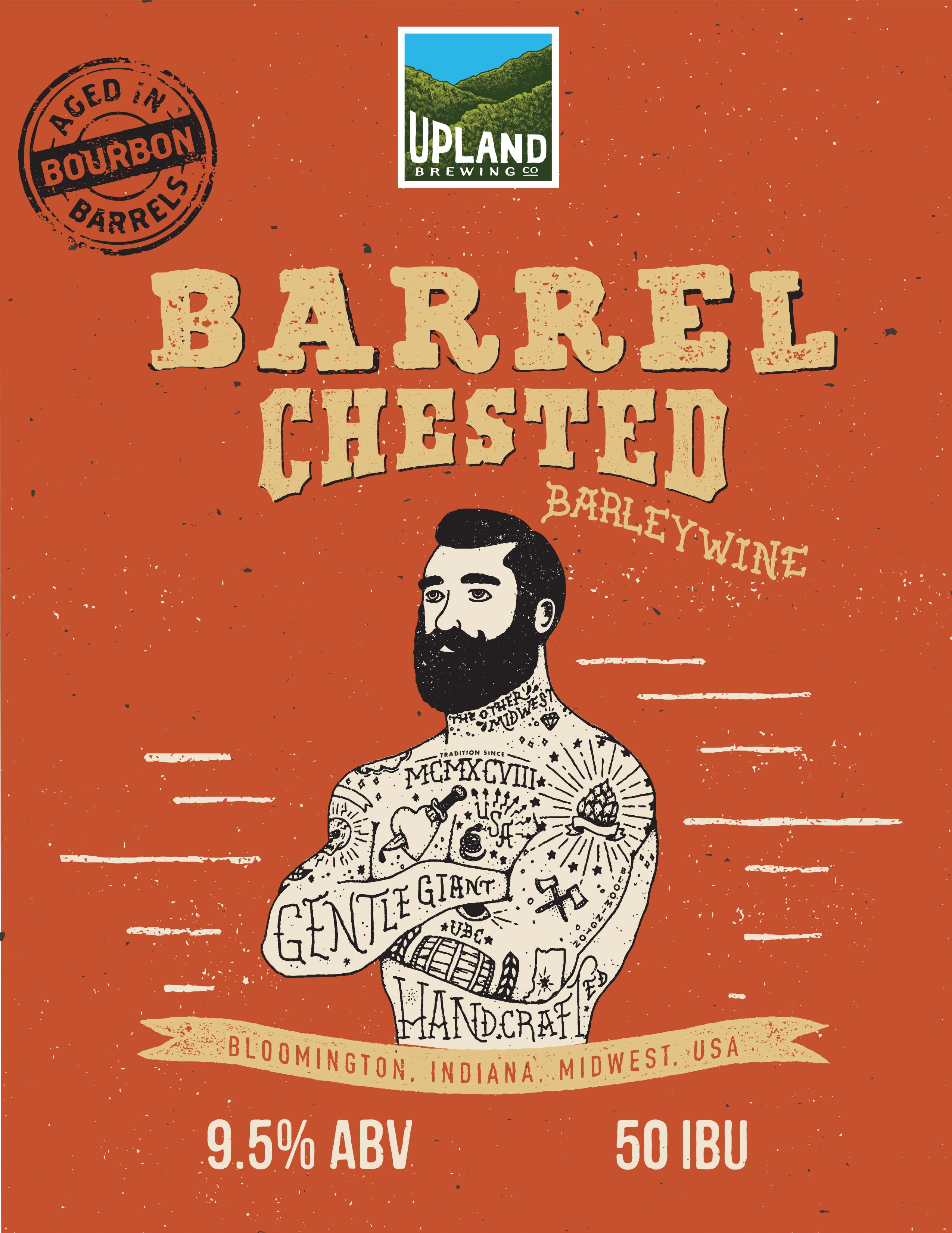 upland barrel chested barleywine