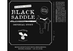 Port Barrel Aged Black Saddle