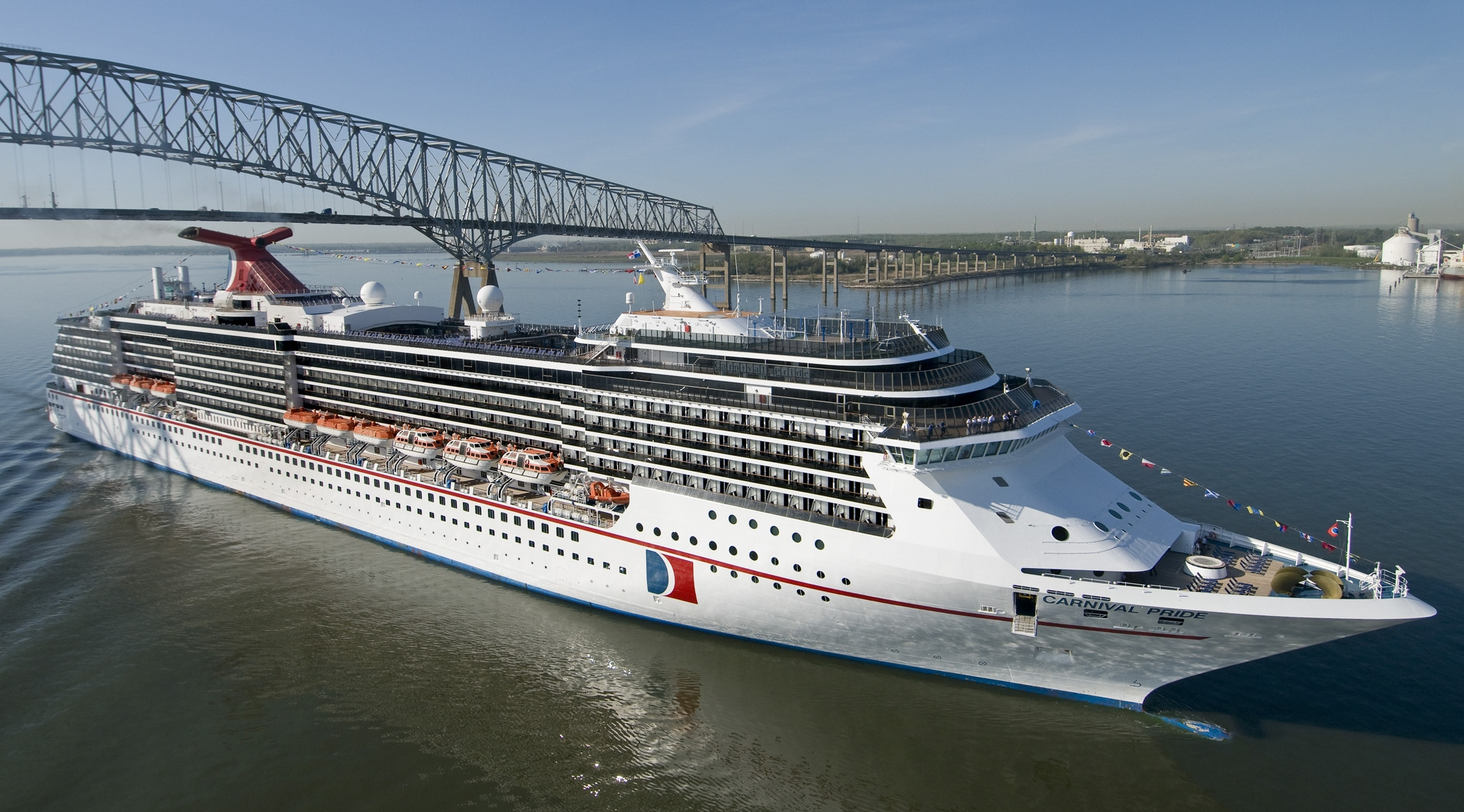 CARNIVAL CRUISE LINE ADDS BALTIMORE'S HEAVY SEAS BEER