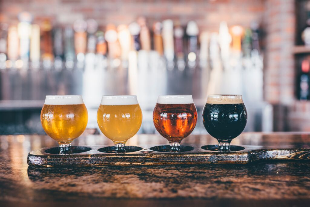 cornucopia of beer styles to pair with thanksgiving dinner