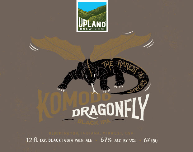 komodo dragonfly IPA