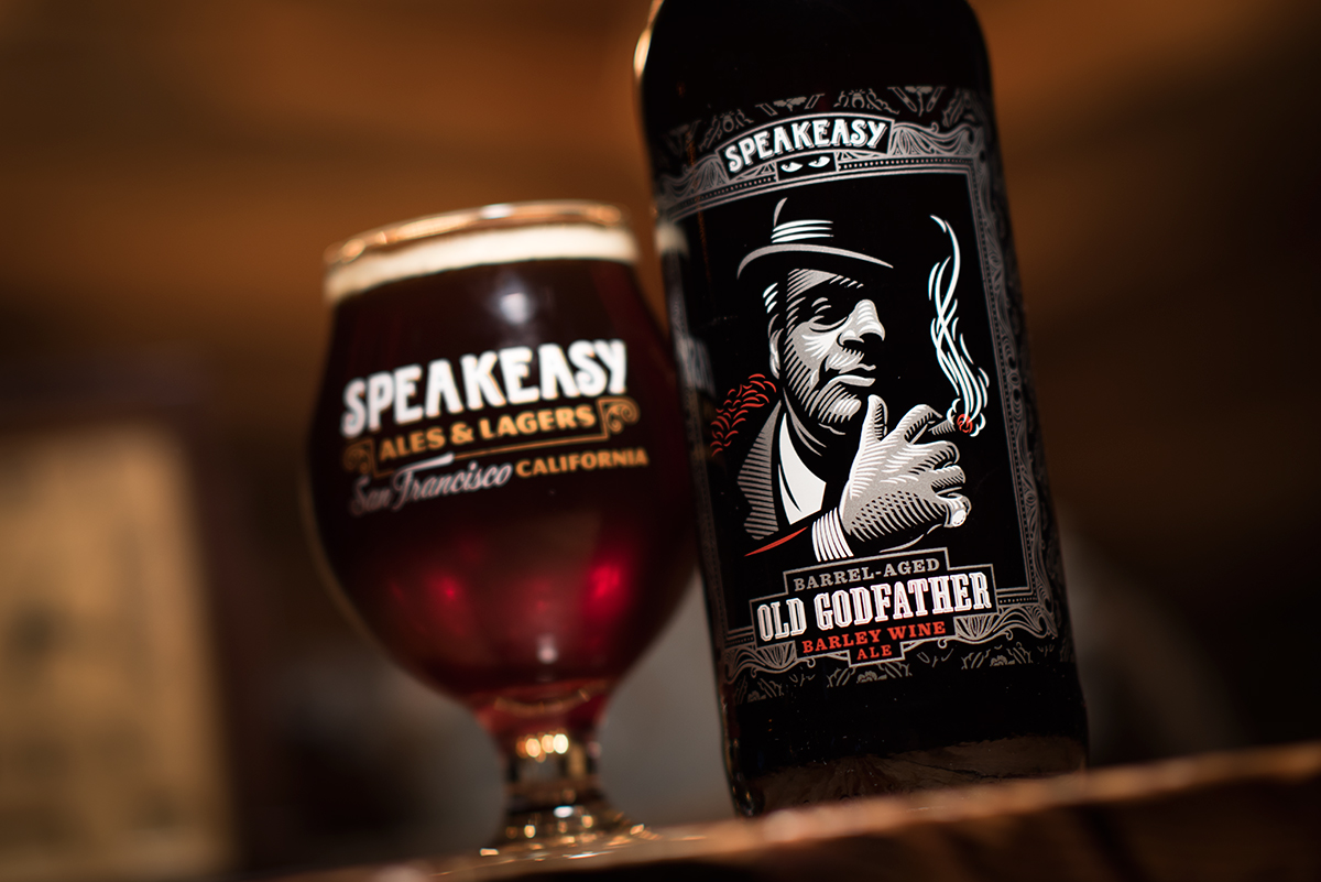 Barrel-Aged Old Godfather Barleywine WEB