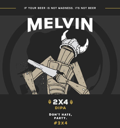 Melvin 2x4