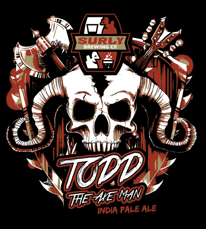 Todd the Axe Man