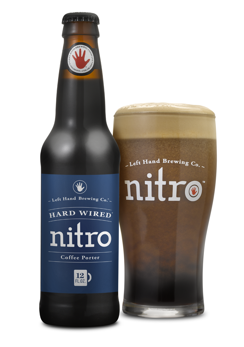 Left Hand Brewing Introduces Hard Wired Nitro | CraftBeer.com