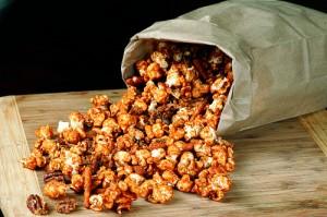 Beer-Caramel-Popcorn