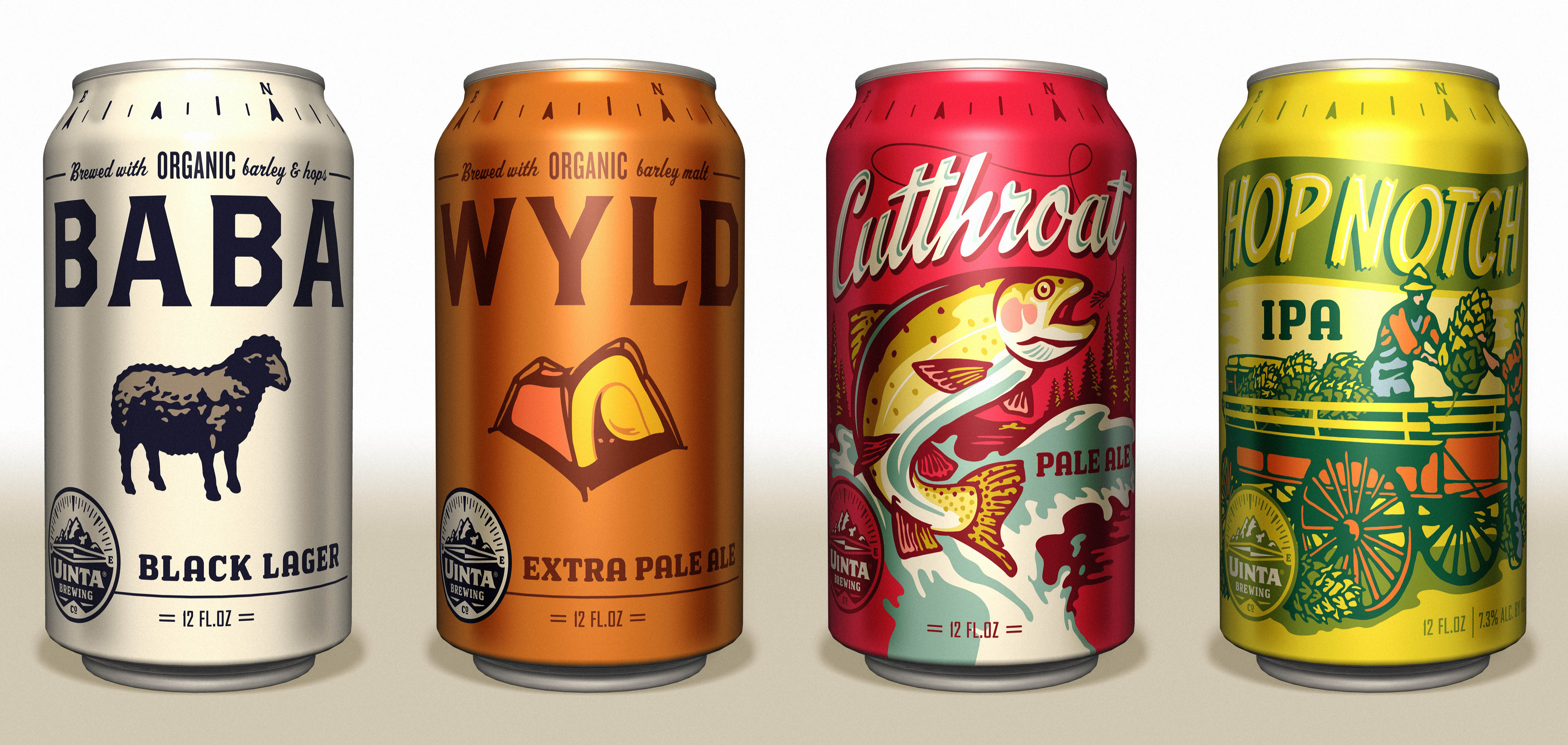Canning On The Horizon For Uinta Brewing Company Craftbeer Com