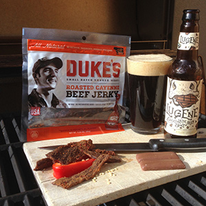 Craft Beer Meets Craft Jerky A Match Made In Heaven