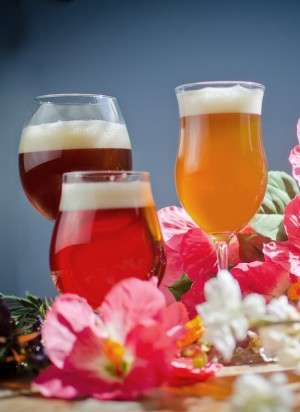 Flower Power: Brewing With Summer's Blossoms