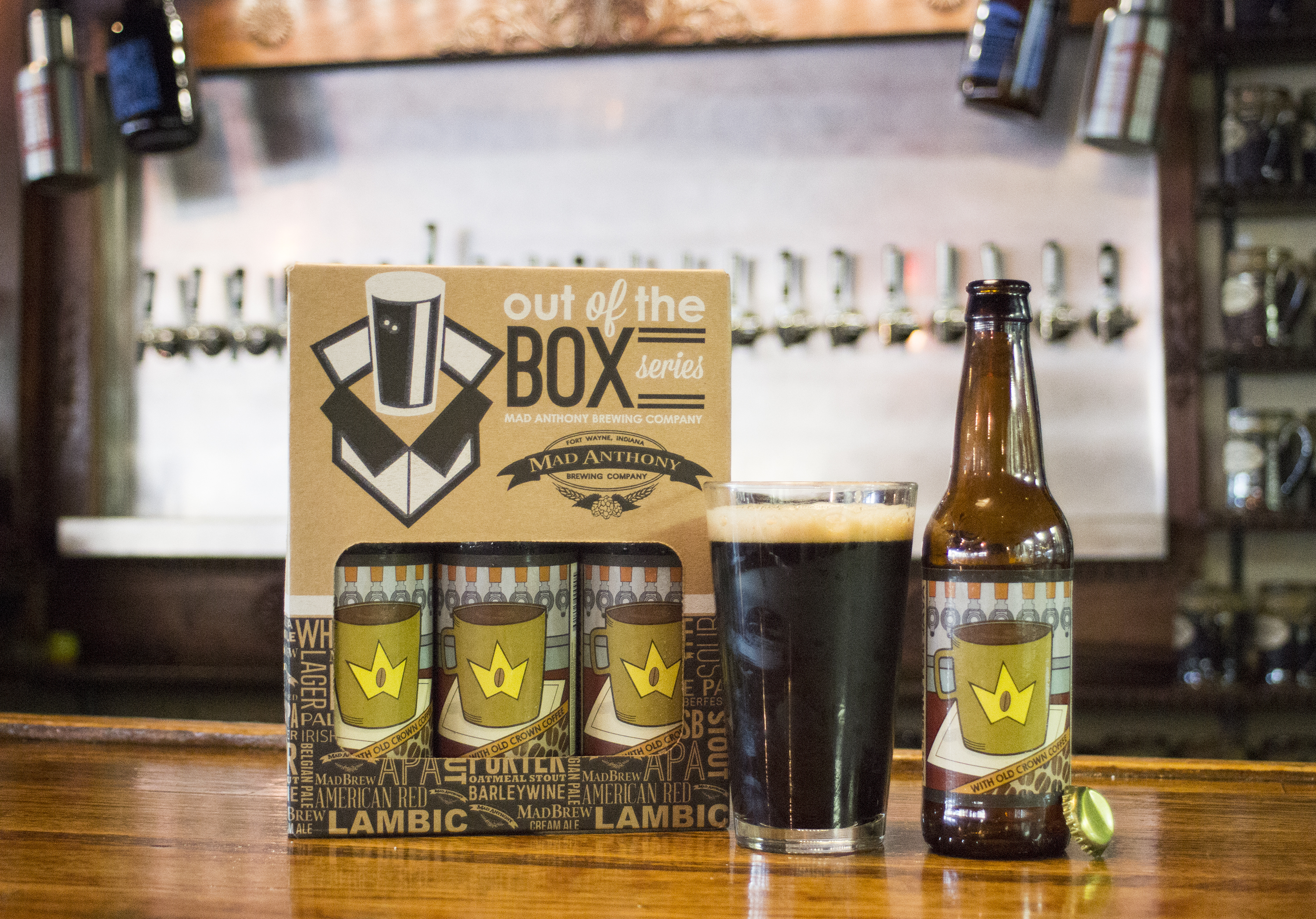 Out of the Box, Mad Anthony Brewing